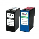 Tusz do drukarek Lexmark Z2300 Z2310 Z2320 Z2390 X2600 X2620 X2630 X2650 X2670