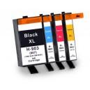 Tusze HP OfficeJet Pro 6950 6960 6970 zamienniki HP 903XL 907 12/30ml