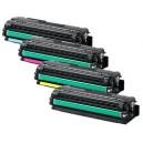 Tonery Samsung CLP-680 CLX-6260 zamienniki CLT-K506L, CLT-M506L, CLT-Y506L, CLT-C506L