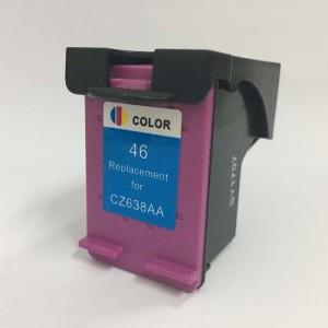TUSZ HP 46XL kolor F6U67AE do HP 2020 2029 2520 2529 4729