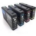 Tusze Epson WF-4630 WF-4640 WF-5110 WF-5190 WF-5620 WF-5690 zamienniki XL T7901 T7902 T7903 T7904