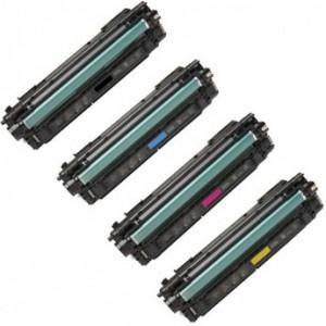 Toner HP CM4540 CM4540f CM4540fskm zamiennik HP 646A CF031A  CF032A CF033A CF031A, 647A CE260A