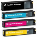 Tusze HP 981X do HP PageWide Enterpris Color 556 586