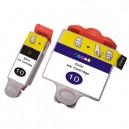 Tusze Kodak 10Bk 10C do Kodak ESP3 ESP5 ESP7 ESP9 EasyShare 5100 5300 5500 zamienniki 10C 10BK