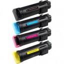 Toner Xerox Phaser 6510 WorkCentre 6515 zamienniki 106R03695 106R03696  106R03697 106R03488