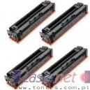 Toner HP M255 M282 M283 Color LaserJet Pro zamiennik HP 207X W2210X W2211X W2212X W2213X bez chipa