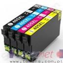 Tusze Epson WorkForce Pro WF-3800 WF-3820 WF-3825 WF-3830 WF-4800 WF-4820 WF-4825 WF-4830 WF-7800 WF-7830 WF-7835 WF-7840 405XL