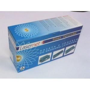 Toner HP 2820 żółty, Lasernet do drukarek HP CLJ 2550, 2820, 2840, oem: Q3962A, 123A