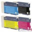 Tusze Epson B300, B310N, B500DN, B510DN zamienniki T6161 T6162 T6163 T6164