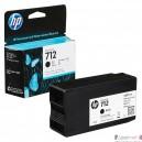 XL Tusze HP 712 XL do HP Designjet T210 T230 T250 T630 T650 oryginalne 3ED71A BK, zestaw 3 tuszy 3ED77A C, 3ED78A M, 3ED79A Y