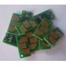 CHIP ZLICZAJACY SAMSUNG CPL-510 CLP510 , SMARTCHIP FUSE SAMSUNG CPL-510 CLP510 COLOR CMYK C M Y K