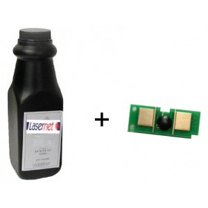 Proszek, toner, zasypka  + chip zliczający Samsung ML-2955, ML-2950 SCX-4729, SCX-4728 , toner MLT-D103L