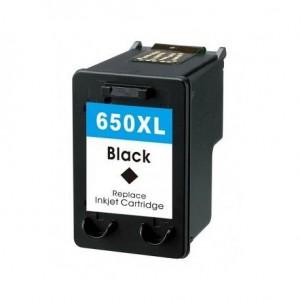 Tusz HP 650 XL CZ101AE czarny do HP Deskjet Ink 1015 1515 2510 2515 3515 3545 4515 4645 DJ2515 DJ2545 zamiennik 22ml HP 650XLB