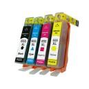 Tusze HP 655 xl do HP Deskjet Ink Advantage 3525, 4615, 4625, 5525, 6525 16/26ml z chipem