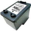 TUSZ HP 300 XL czarny do HP Deskjet D1660 D2560 D2660 D5560 D5563 F2420 F2480 F4210 F4272 F4280 F4283 F4580 F4290 F4294 C4680