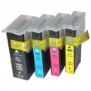 Tusze Lexmark 100XL komplet do drukarek Lexmark Pro205 Pro209 Pro705 Pro709 Pro805 Pro901 Pro905 S305 S405 S409 S505 S605 S815