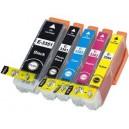 TUSZE  EPSON T33 T3351 T3361 T3362 T3363 T3364 do drukarek XP530 XP540 XP630 XP635 XP640 XP645 XP830 XP900