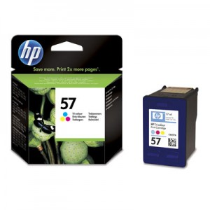 TUSZ HP 57 XL C6657AE kolor zamiennik 22ml do  DJ 5550, 450c, Officejet 4110, 4215, 4255, 5510, Photosmart 7150