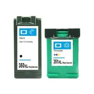 Tusze HP 350XL HP 351XL HP C5270 C5273 C5280 C5283 C4480 C5290 J6405 J6410 J6480 J6415
