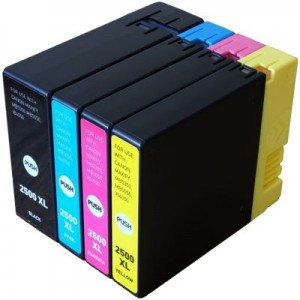 Tusze PGI-2500XL CMYK do Canon MAXIFY iB4050 iB4150 MB5050 MB5150 MB5350 MB5450
