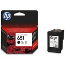 Tusz HP DeskJet Ink Advantage 5575 5645, HP OfficeJet 202 202c HP 651 C2P10AE czarny