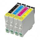 Tusze Epson DX4200 DX4250 DX4800 DX4850 DX3800 DX3850  D68 D88 D88+ komplet CMYK