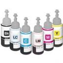 Tusze Epson L800 L805 L810 L850 L1800 butelka 70ml