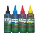 Tusze Epson L100 L110 L130 L200 L210 L220 L300 L310 L355 L365 L382 L386 L455 L486 L550 L565 L1300 L3050 L3060 L3070  T664 100ml