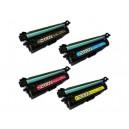 Toner HP M551 MFP M570 M575 HP 500 color HP 507A CE400X CE401A CE402A CE403A TFO