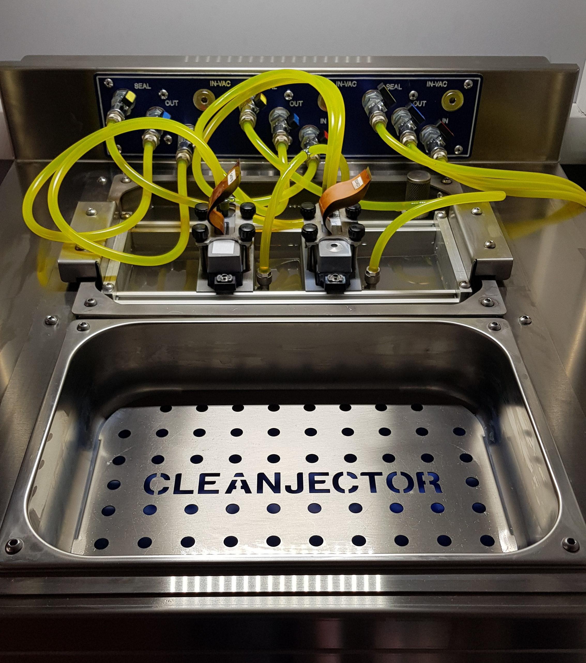 Skuteczne profesjonakne czyszczenie głowic drukujących